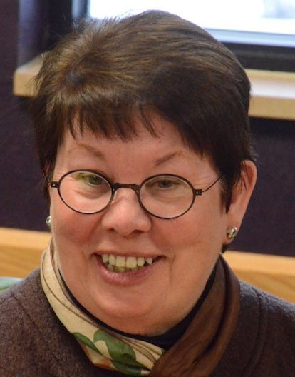 Peg Morrison Treasurer